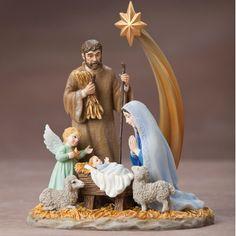 Nativity Scene figure.