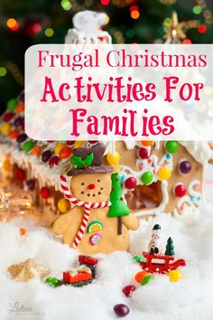 10 Frugal Christmas Activities For Families - 10 Frugal Christmas Activities For Families-A list of free or inexpensive family activities that your family can enjoy during the holiday season. Fun Family Christmas Games, Christmas Activities For Families, Advent Activities, Christmas Planning, Fun Activities To Do, Family Activities, Christmas Time, Christmas Crafts, Christmas Ideas