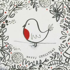Christmas Cards - print & pattern: XMAS 2013 - paperchase cards part 2 - Pintock Christmas Design, Christmas Art, Christmas Themes, Christmas Holidays, Christmas Decorations, Christmas Doodles, Christmas Drawing, Christmas Stationery, Paperchase
