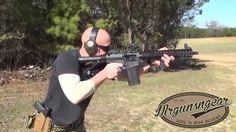 Wilson Combat Recon 308 AR-10 First Shots (HD) Find our speedloader now!  http://www.amazon.com/shops/raeind