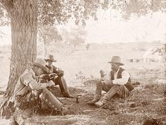 Old Picture of the Day: Texas Cowboys