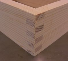 plywood furniture joints - Google Search