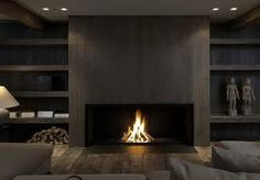 Metalfire contemporary wood fires