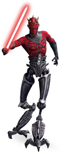 Darth Maul - Info, Pictures, and Videos | StarWars.com