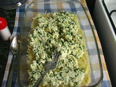 Cartofi in straturi la cuptor ''cerra'' - Reteta ta preferata - Culinar. Grains, Rice, Food, Meal, Essen, Laughter, Korn, Brass
