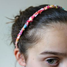 Craziness and Bakiness: DIY Hair band