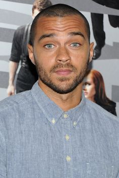 Jesse Williams Dispels The 'Angry' Black Person Stereotype