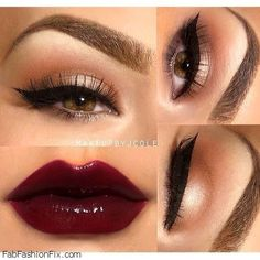 Makeup: How to create the perfect cat eye make-up look?