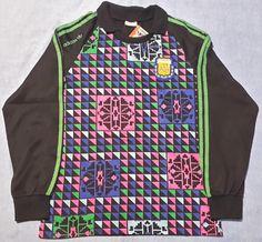 Argentina Goalkeeper football shirt 1990