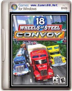 18 Wheels Of Steel Convoy Game