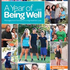Free e-book from Be Well Book & The Alliance for a Healthier Generation (in English & Spanish) https://www.bewellbook.org/get_the_book/#.Ug9rg6a9LCQ  ‪#‎kidswellness‬ ‪#‎kidsobesity‬ ‪#‎kidsnutrition‬ ‪#‎letsmove‬ ‪#‎family‬ ‪#‎health‬ ‪#‎wellness‬ ‪#‎nutrition‬