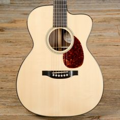 Bourgeois OMC Acoustic-Electric Natural 2012 (s092)