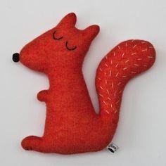 Squirrel plush