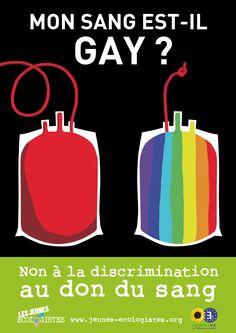 don du sang   Don du sang : rupture d'égalité pour les hommes homosexuels ...