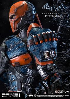 DC Comics Deathstroke Statue by Prime 1 Studio   Sideshow Collectibles
