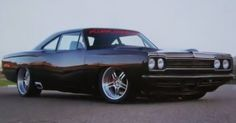 1969 PLymouth Road Runner Brought Back to Life from the Muscle Rod Shop Crew. See the video