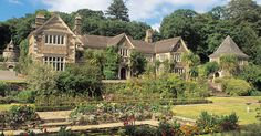 Lewtrenchard Manor   Country House Hotel in Devon, England