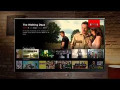 Netflix has a radically new look on TVs that makes streaming from Netflix a much richer and more immersive experience. The new Netflix for TVs is delivered t. Immersive Experience, User Experience, Tv Connect, Game Of Survival, Streaming Sites, New Netflix, From The Ground Up, Smart Tv, Italia