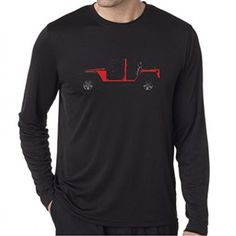 Densiy-Mens-Long-Sleeve-Topless-Jeep-Pink-Long-Sleeve-T-Shirt-0