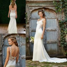Wedding Dress for Country Wedding - Informal Wedding Dresses for Older Brides Check more at http://svesty.com/wedding-dress-for-country-wedding/