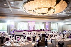 Purple Sparkling Wedding from Silva Designs January 10, 2016 By Alix