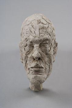 Alberto Giacometti Head of Diego 1950 © The Estate of Alberto Giacometti (Fondation Giacometti, Paris and ADAGP, Paris) Sculpture Head, Modern Sculpture, Abstract Sculpture, Lion Sculpture, Alberto Giacometti, Statues, Famous Sculptures, 3d Figures, A Level Art