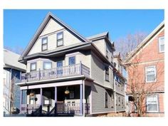 21 Forest Hills Street #2, Boston, MA 02130 — Mint 2400 sq ft upper duplex w/abundant windows, 11 Rooms, 5+ Bedrooms & 2 Baths, rife w/traditional & modern features & details throughout: natural woodwork, pocket doors, medallions, gas fireplace, wood floors & AC. Formal Dining & Living Room, Den, gorgeous new Kitchen, Guest Bedroom, full Bath & Playroom/2nd Bedroom leading to the rear deck. Upper level hosts 3 sunny Bedrooms, Office, Laundry…