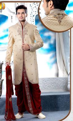 The kind of kurtas Raziel wears, but in white and cream colours.