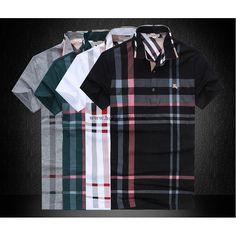 Burberry Men T-Shirt 2014-2015 BTS063(4 colors)