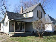 Cheap $5,000 home for sale located at Harmon St Danville, IL 61832, Danville, IL 61832, Vermilion County, 3 Beds, 1 Baths
