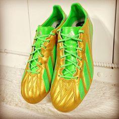 """Limited edition """"Cascadia"""" #adidas F50 #adizero!"""