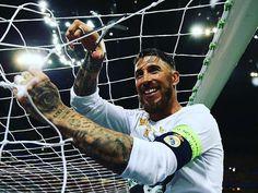 ..._Sergio Ramos.La Undécima. 2016. REAL MADRID+