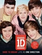 #Libro one direction- dare to dream- life as one direction de one direction