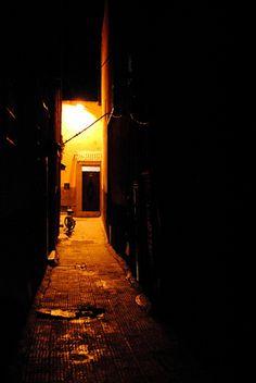 Night street - Marrakesh