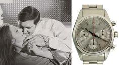 On Her Majesty's Secret Service (1969) - Rolex Chronograph 6238 - George Lazenby