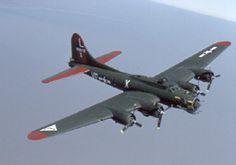 WWII B-17 Aircraft