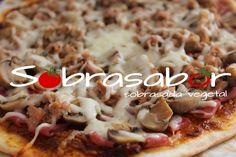 Pizza Caprichosa con Sobrasabor