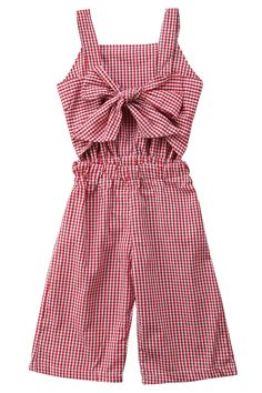 Bow plaid jumpsuit stylish jumpsuits jumpsuits for girls, to Toddler Girl Style, Toddler Girl Outfits, Baby Girl Dresses, Toddler Fashion, Baby Dress, Kids Outfits, Girl Fashion, Cute Outfits, Dresses For Girls