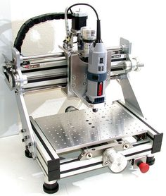 diy cnc router by Devilmaster,