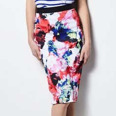 Score! Here's Where to Buy Olivia Palermo's $40 Skirt via @WhoWhatWear