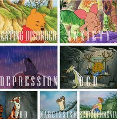 Winnie the pooh mental disorders more eating disorder pooh mental