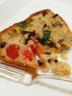KeittiöKriitikko: Englantilainen hedelmäkakku