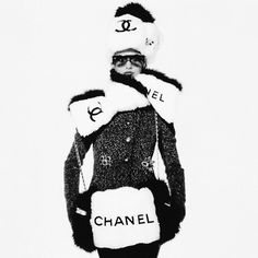bundle up NYC || comment or DM for more information on our Chanel fur collection