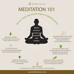 New to meditation? These 7 steps will help you reduce stress, create inner calm and increase your overall well-being.