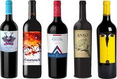 Más allá del terruño, muchos vinos argentinos logran una identidad singular gracias al trabajo personalizado que hacen sus enólogos. Aquí, cinco nuevas etiquetas con estilo personal.