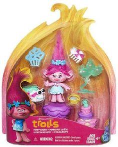 Dreamworks Trolls Poppy's Party Store Pack Playset #Hasbro