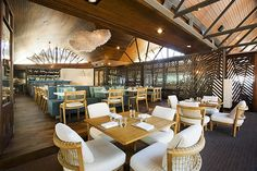 natural restaurant interiors