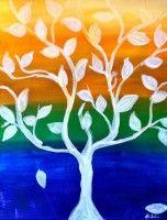 Tree of Lights - Wine and Design