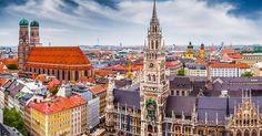 Roteiro de três dias em Munique #viajar