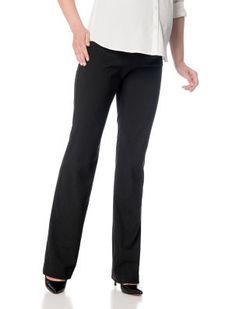 Motherhood Maternity Secret Fit Belly Bi-stretch Suiting Straight Leg Maternity Pants